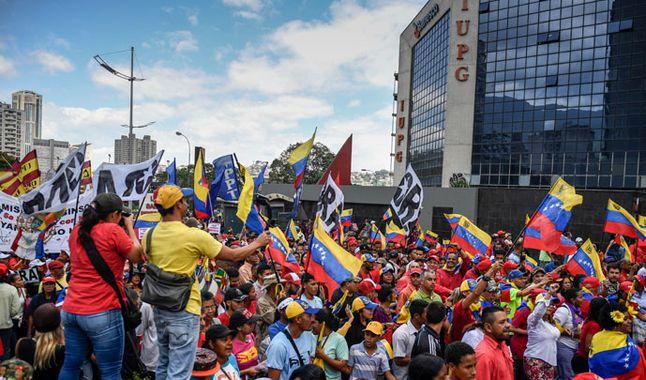 EE.UU. ¿gestando plan con chavistas para sacar a Nicolás Maduro del poder?