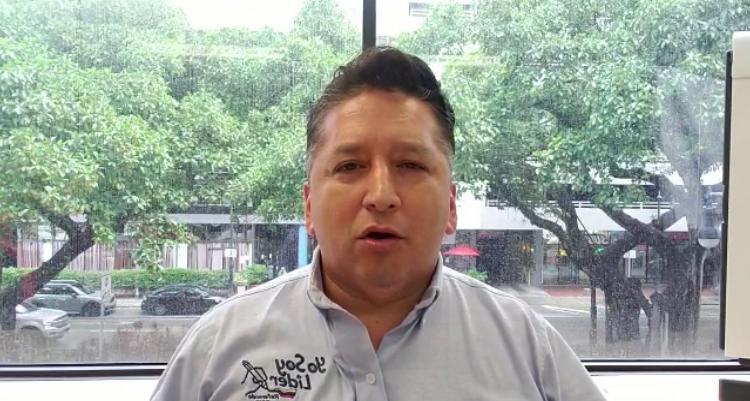 «Este es el Plan B de las Farc para la toma del poder»: Herbin Hoyos