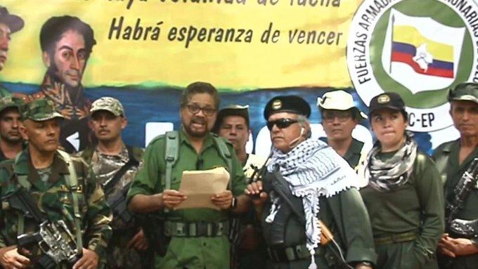 Iván Márquez anuncia la nueva Marquetalia y retoma las armas con la reestructuración de las Farc