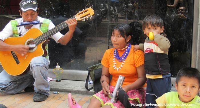 El desplazamiento de los pueblos indígenas por el fuego en el Amazonas
