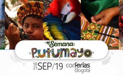 """En Corferias se presenta, la """"Semana Putumayo"""