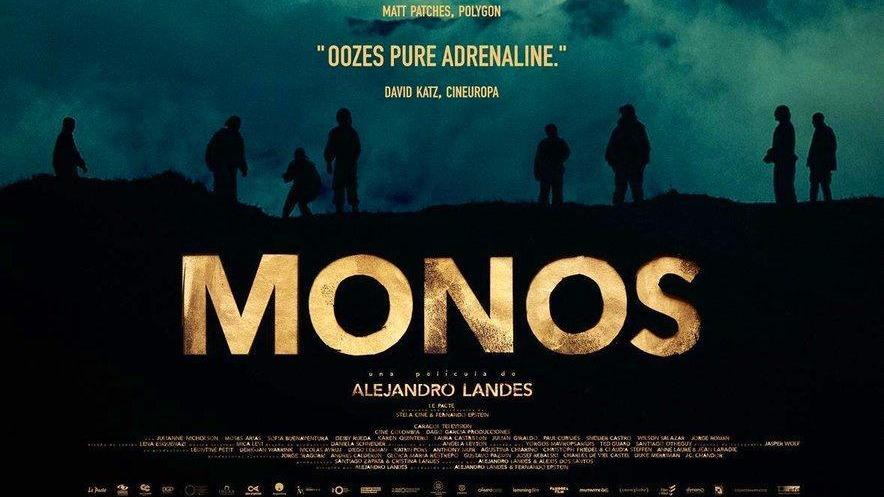 """""""Monos"""" la película colombiana nominada al Oscar"""