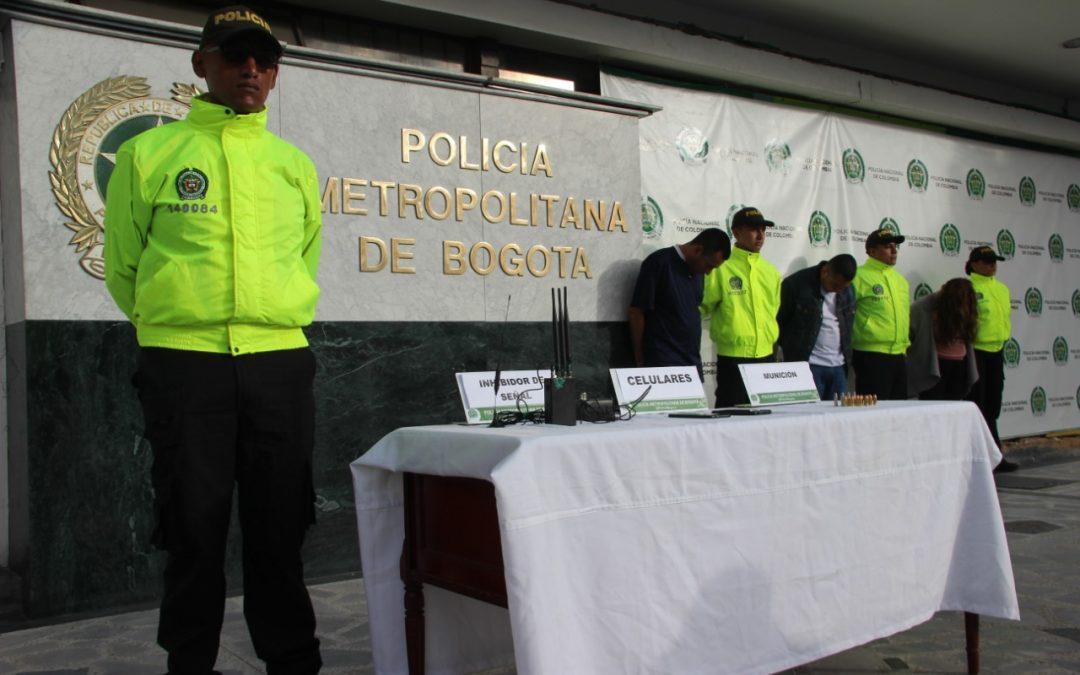 Asalto de joyería en la localidad de Chapinero, Bogotá y la muerte de un uniformado en otro sector, tienen conexión