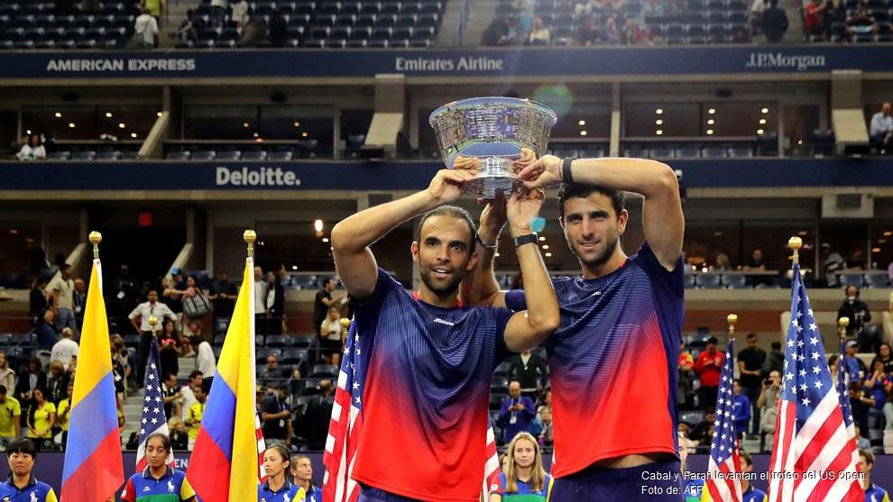 La dupla colombiana repite campeonato en el US Open