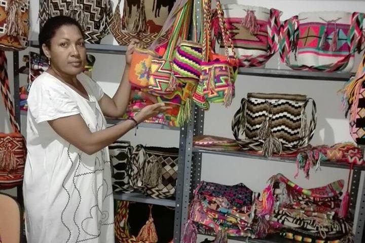Vendo Artesanias Wayuu