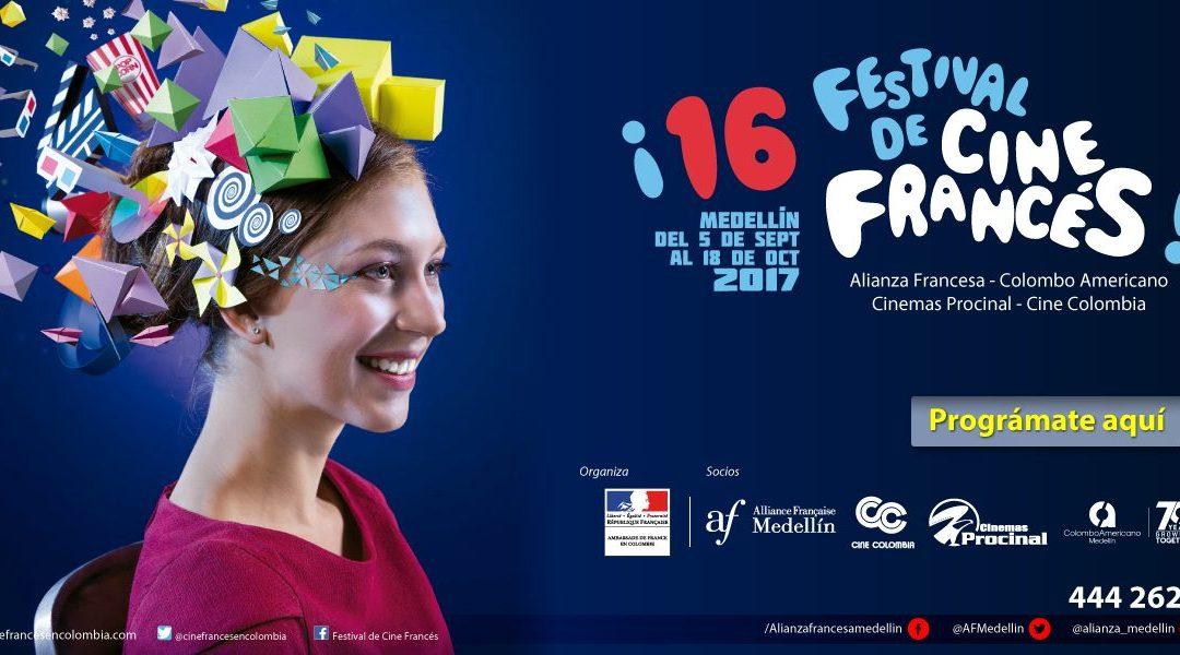 Lo mejor del cine francés llega a Colombia