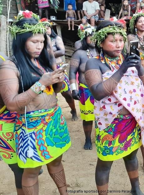 La tecnología en las comunidades indígenas