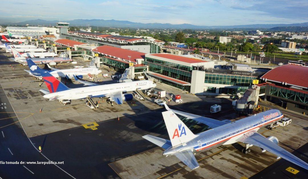 ¡Ya era hora!  Aeropuertos de Odinsa anuncian disminución de la huella de carbono: El Mariscal Sucre fue declarado carbono neutral y El Dorado avanzó al nivel reducción.