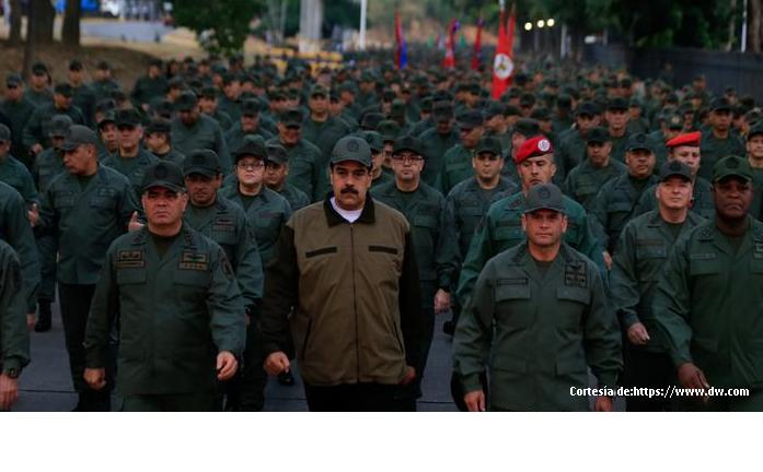 Ante la provocación militar de Venezuela, Colombia no se mantiene en calma