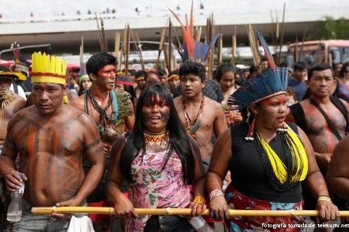 El gobierno de Bolsonaro y la invasión de tierras indígenas