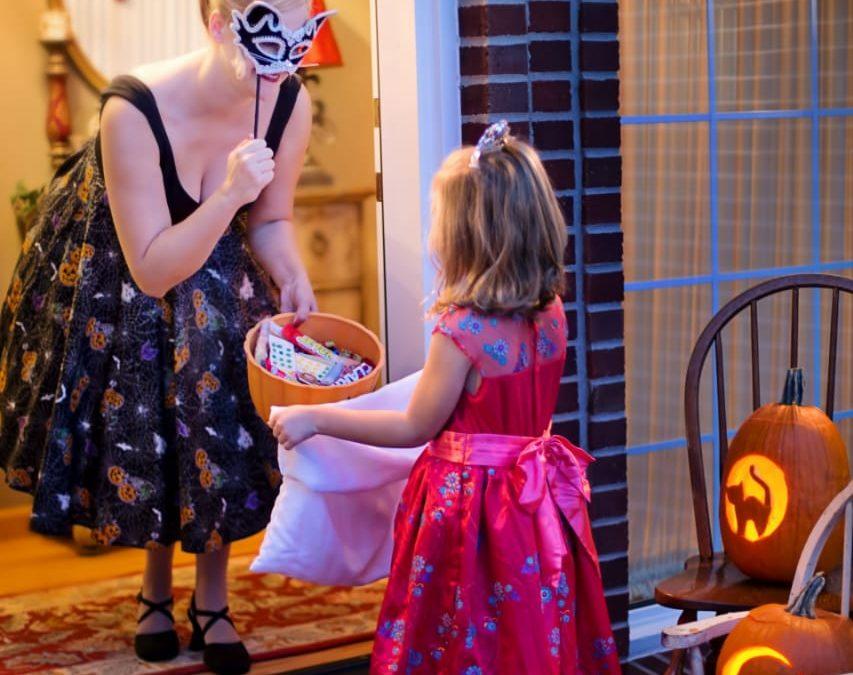 Estas son las restricciones para los niños en Halloween