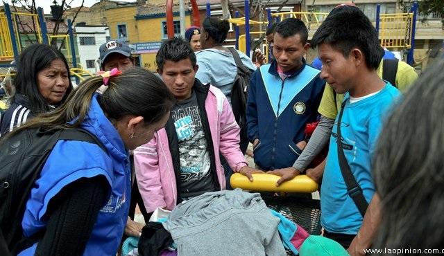 Indígenas retornan a sus territorios luego de 4 años de ser desplazados