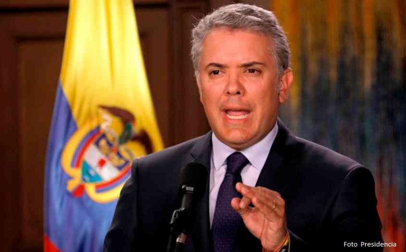 Presidente Duque evaluará situación de orden público en el Cauca