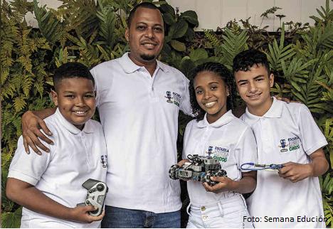 Jóvenes chocoanos entre los más destacados en mundial de robótica en China