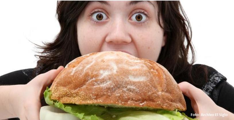 Colombianos tienen malos hábitos alimenticios
