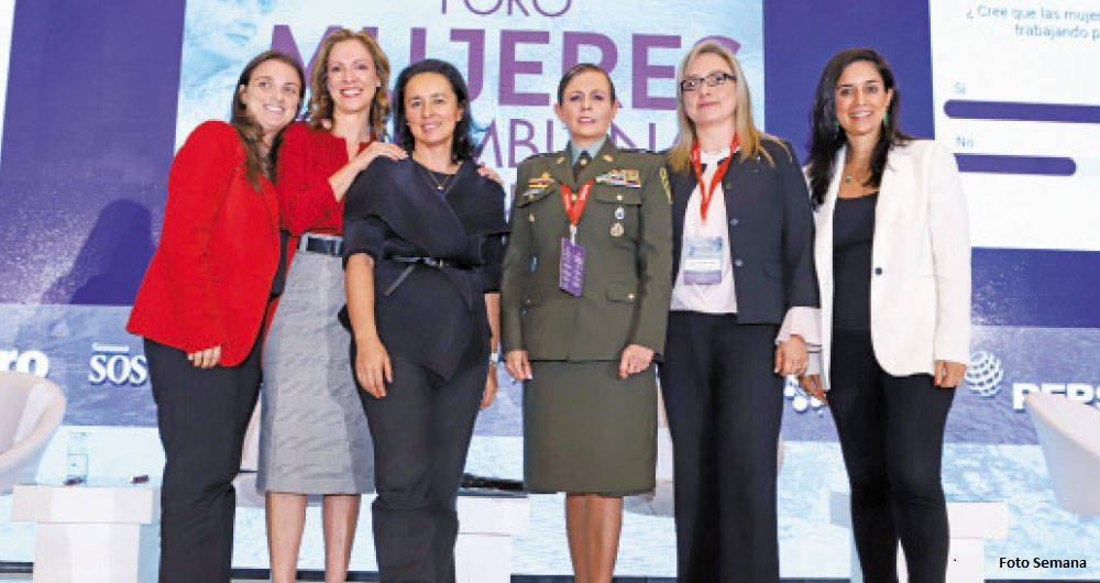Colombia rinde homenaje a sus mujeres