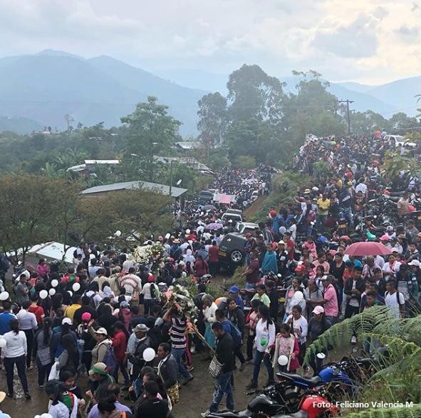 No cesa la violencia en el Cauca
