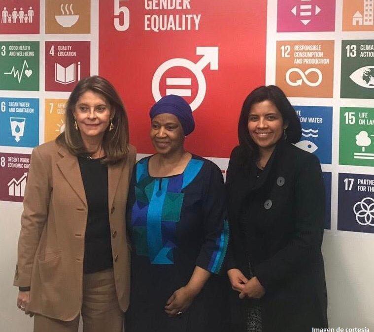 Vicepresidente presentó avances en Equidad de la Mujer