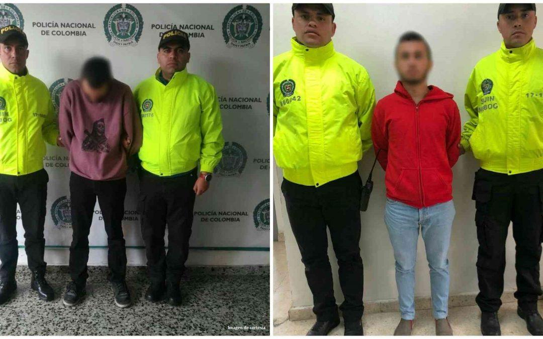 Allanamientos en Bogotá son resultado de labores de investigación