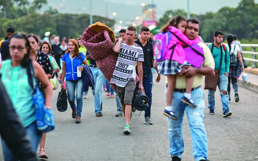 Bogotá, pionera y referente en atención a migrantes venezolanos