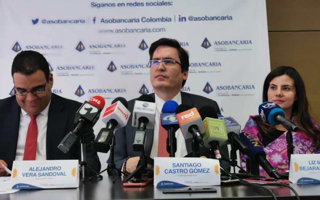Actividad económica en Colombia crecerá 3,4% en 2020