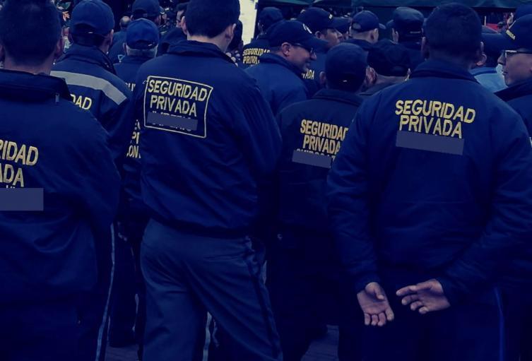 Advierten actividad ilegal en servicios de Seguridad Privada