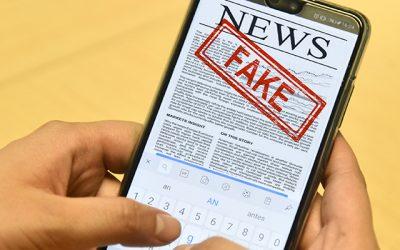 """Cinco claves para no caer en las """"fake news"""""""