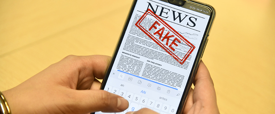 "Cinco claves para no caer en las ""fake news"""