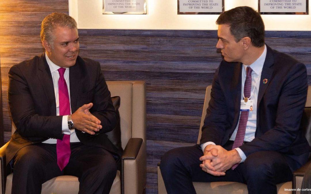 Presidente Duque participa en reunión del Foro Económico Mundial