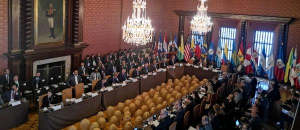 Con una reunión de expertos inició la III Conferencia Ministerial Hemisférica de Lucha contra el Terrorismo