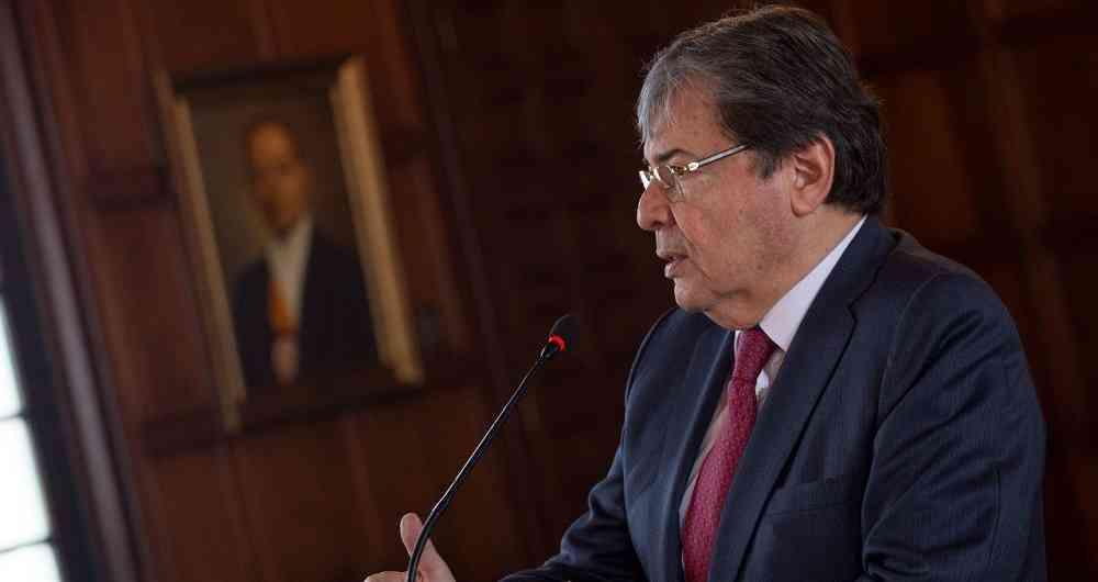 Ministro de Defensa, Holmes Trujillo, visitará EE.UU. para reafirmar la cooperación en seguridad y defensa con este país
