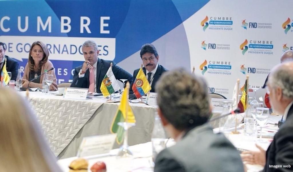 Se firmo pacto por la transparencia y la integridad de las regiones
