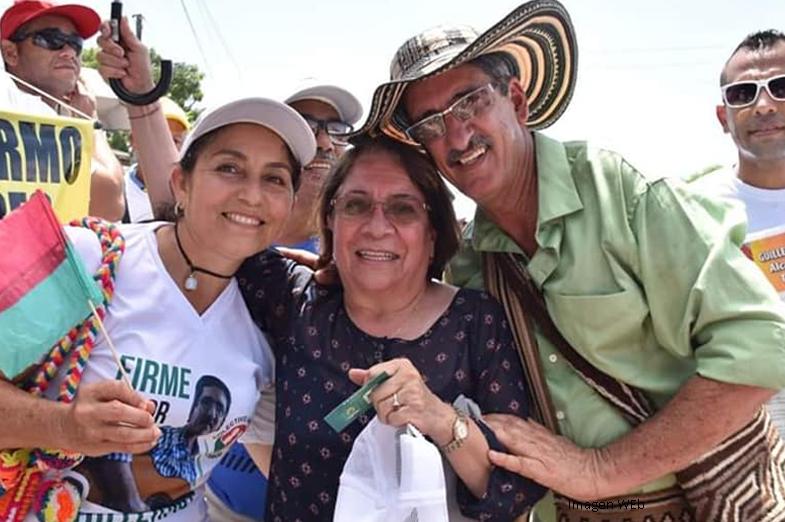 Entrevista a Guillermo Torres, alcalde de Turbaco, ex militante de las FARC