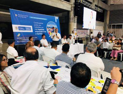 Villavicencio, sede de la primera mesa regional de la Conversación Nacional