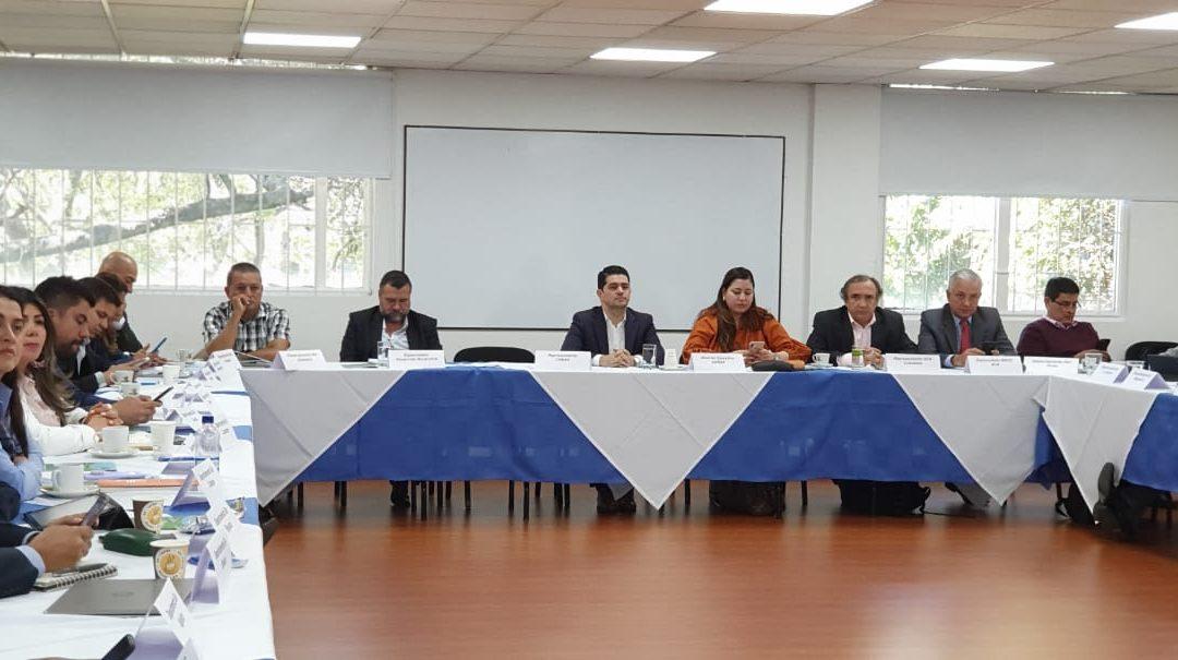 Secretarios de Agricultura del país garantizan cadena de abastecimiento alimentario