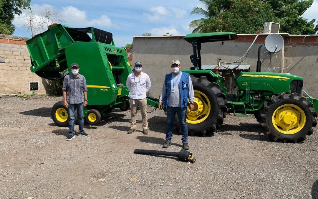 La ARD impulsa proyectos de pequeños ganaderos en el Cesar