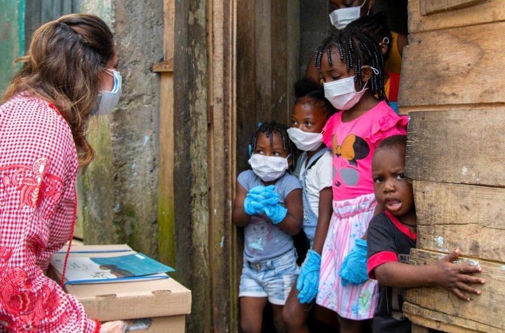 Campaña «Ayudar nos hace bien» llega al Chocó