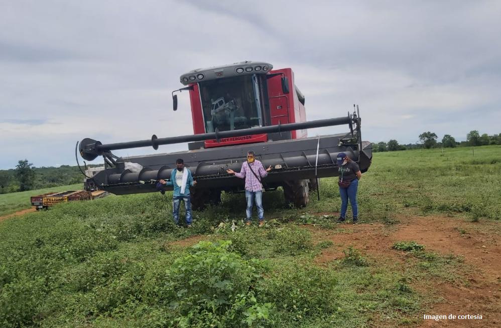 La ADR entregó maquinaria agrícola por 755 millones de pesos a pequeños y medianos productores de arroz del Bajo Cauca Antioqueño
