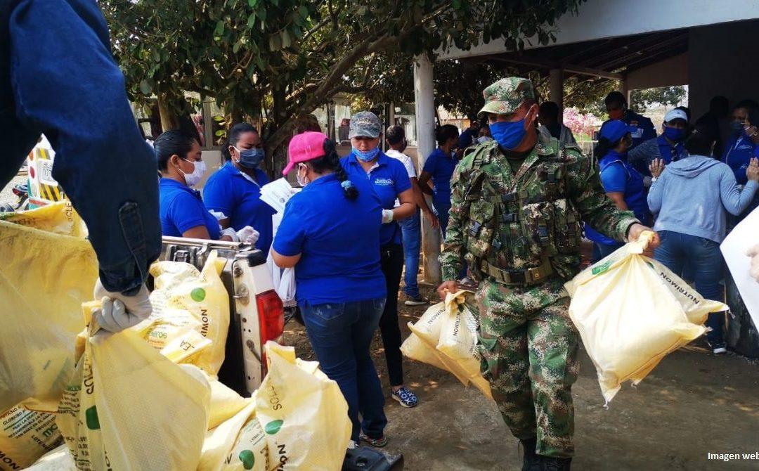 Balance del Ejército durante el primer semestre en Antioquia, Chocó y Córdoba