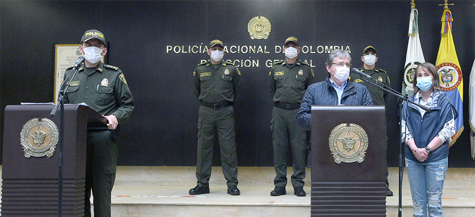Hubo un ataque coordinado, sistemático, planeado, premeditado y doloso contra la Policía Nacional: Mindefensa