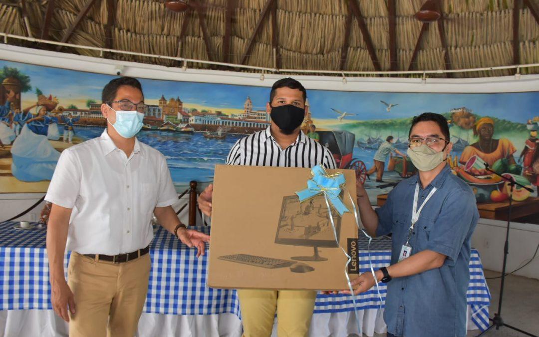 Cartagena: entregan reconocimientos a ganadores de la campaña A lo Bien por el Ambiente