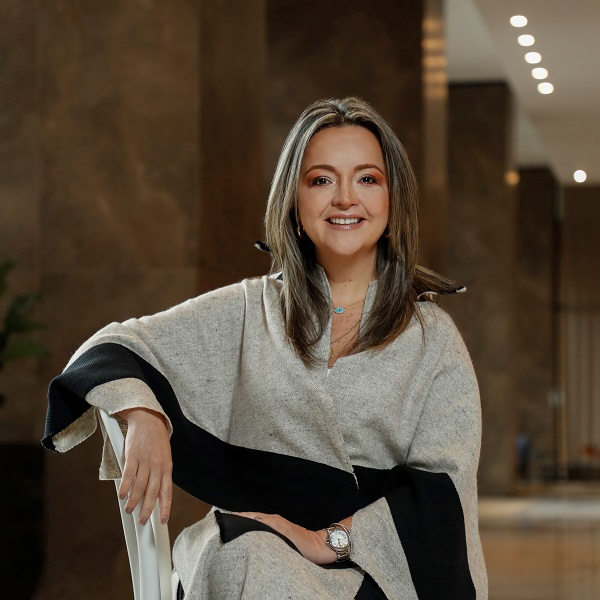 Adriana Padilla Leal, nueva Viceministra de Creatividad y Economía Naranja del Ministerio de Cultura