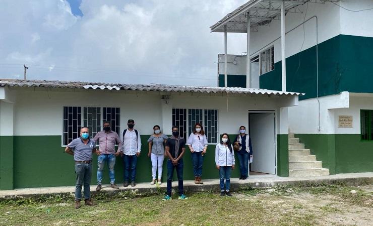 En Tolima, el Gobierno Nacional entrega la obra número 100 de mejoramiento de infraestructura rural educativa para el país