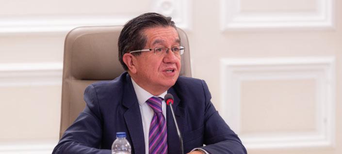 """""""Colombia está preparada para recibir las vacunas"""""""