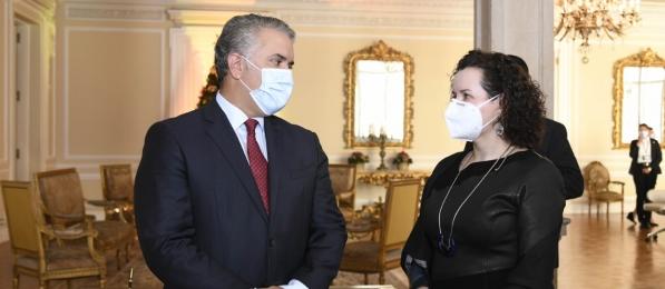 Marcela Ordóñez, nueva Embajadora de Colombia en Filipinas
