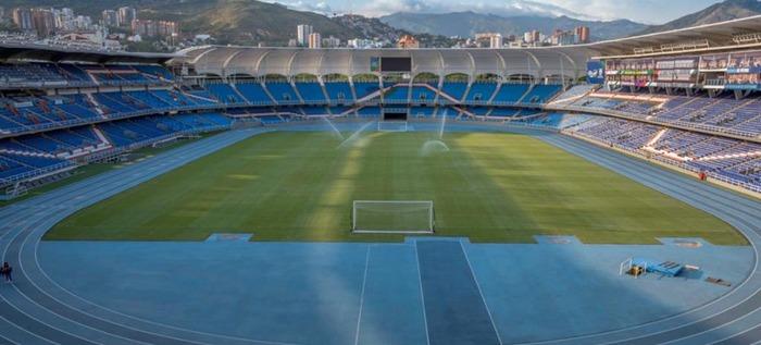 El Pascual Guerrero se pone a punto para la Liga Profesional y la Copa América