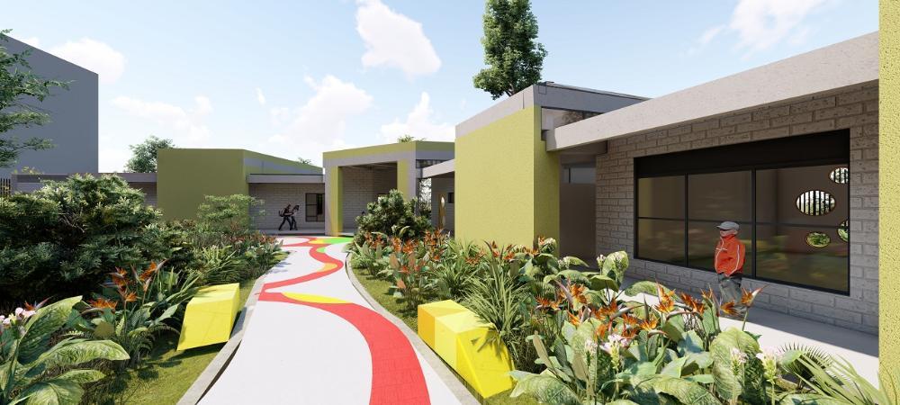 Con una inversión de $3.760 millones iniciaron las obras de un centro infantil Buen Comienzo en San Antonio de Prado