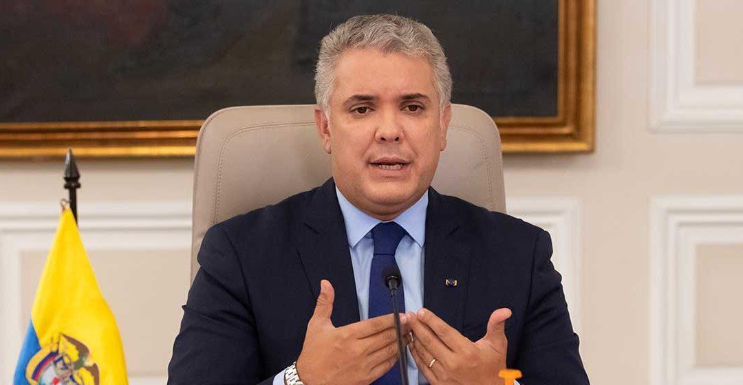 Emergencia Sanitaria por el covid-19 se extiende hasta el 31 de mayo de 2021, anuncia el Presidente Duque