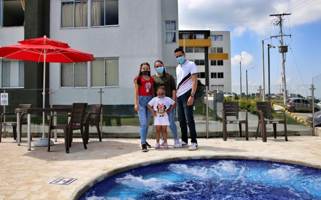 50 mil familias han hecho realidad el sueño de tener vivienda propia, en medio de la pandemia, gracias a los subsidios del Gobierno Nacional