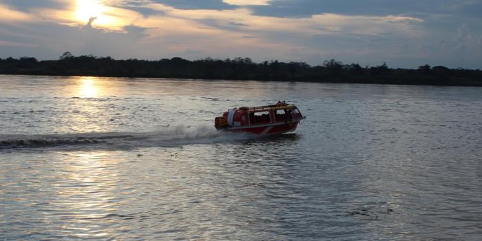 Gobierno nacional entrega estudios para recuperar la navegabilidad entre Puerto Salgar y Barrancabermeja